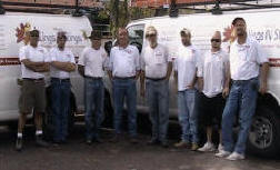 Azwns bird control crew - ready to help you with your bird or pigeon control problems